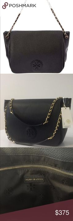 Tory Burch NWOT Marion Lg Flap Bag Authentic. Beautiful bag. Brand new. No flaws, smells, etc,m. Price is firm. Tory Burch Bags Hobos