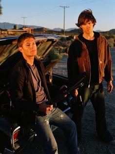 Jensen Ackles & Jared Padalecki as Dean & Sam Winchester | Season 1
