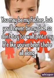 funny pics on soumo Bad Father Quotes, Absent Father Quotes, Dad Quotes From Daughter, Daddy Daughter, Hate You Quotes, Sad Quotes, Life Quotes, Qoutes, Deadbeat Dad Quotes