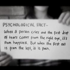 I didn't know that.. Now I do <3