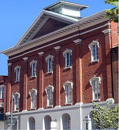 Ford's Theater, the site where President Abraham Lincoln was fatally wounded by John Wilkes Booth, a confederate sympathizer just five days after General Lee's surrender at Appomattox Court House. He was taken across the street to the Petersen House and later passed. Great place to visit!