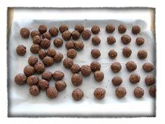 Healthy chocolate truffles recipe