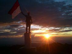 Sunrise of Bawakaraeng Mt.