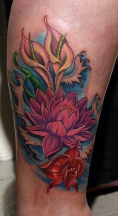 russe tattoo