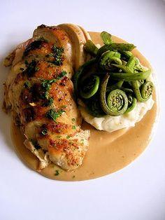 Rotisserie flavor  from healthy skinless chicken breast