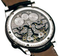 F.P. Journe Ruthenium Chronometre a Resonance