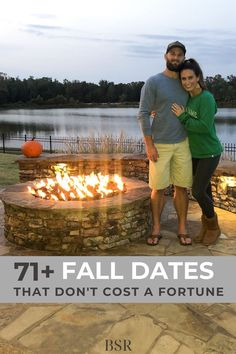 This list of fall date ideas just gave me all the fall feels!! Never even thought of half of these before. Creative Date Night Ideas, Romantic Date Night Ideas, Romantic Dates, Date Night Ideas For Married Couples, Advice For Newlyweds, Married Life Quotes, Cheap Date Ideas, At Home Date Nights, Fall Dates