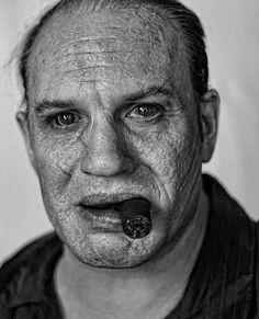 filmatic Tom Hardy as Al Capone in the upcoming film Capone, directed by Photography by the one and only The amazing makeup by . Al Capone, Tom Hardy, Greg Williams, Toms, Upcoming Films, Movie Photo, Lee Jeffries, Foto E Video, Best Makeup Products