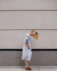 Dress by Not Perfect Linen