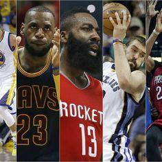 Conoce a los elegidos del Equipo Ideal de la NBA
