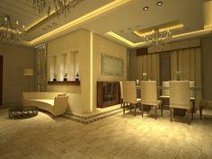 Saloon Eve Interior Design Amman Jordan