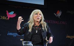 Helen Lederer speaks at Hay 2015 Culture