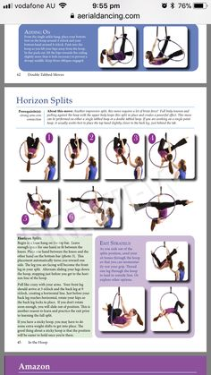 to Six-pack Abs Workout Program Aerial Acrobatics, Aerial Dance, Aerial Hoop, Aerial Arts, Aerial Silks, Pole Dance, Pole Dancing Fitness, Dance Fitness, Pole Fitness