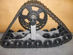 what kind of bolts are used for snowmobile bogie wheels? - Google Search