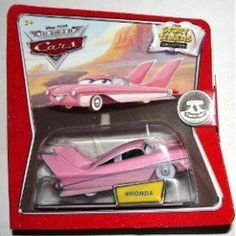 Disney / Pixar CARS Movie 155 Die Cast Story Tellers Collection Rhonda by Mattel. $159.99. Open up a world of action and adventure with the Disney Storytellers Collection of books and toys. Learn what life on the road was like for Lightning McQueen, Mater, and the other townsfolk before they all met in Radiator Springs.