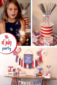 4th of July Party Id
