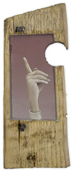 Columbo´s hand, 20 x 8 cm, Oil on wood Contemporary Art, Oil, Frame, Artist, Painting, Home Decor, Kunst, Painting Art, Picture Frame