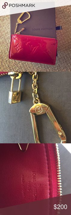Awesome Cars luxury 2017: Brand new Louise Vuitton Key Holder Received as a wedding gift and panned to use...  My Posh Picks Check more at http://autoboard.pro/2017/2017/05/10/cars-luxury-2017-brand-new-louise-vuitton-key-holder-received-as-a-wedding-gift-and-panned-to-use-my-posh-picks/