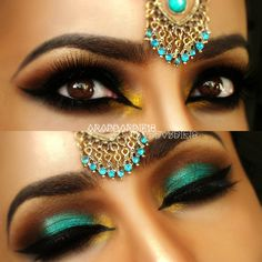 Find the best #Makeupartist available in Pune... Photo Credits : Desert winds