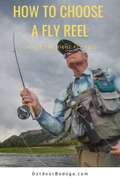 Selecting a fly reel for trout fishing has become, like many things in fly fishing, a somewhat unnecessarily complicated adventure. The problem is, reels have… Fishing 101, Fishing Rods And Reels, Fly Reels, Fishing Videos, Fishing Knots, Fishing Humor, Best Fishing, Kayak Fishing, Fishing Games