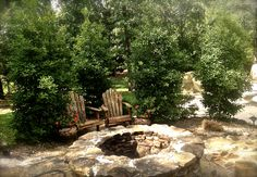 Landscaping, Fire Pit  Conway Sprinkler & Landscape, Inc.  Conway, AR