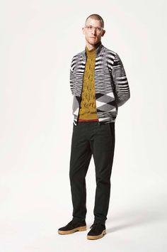 Male Fashion Trends: Missoni Pre-Fall 2017 Collection
