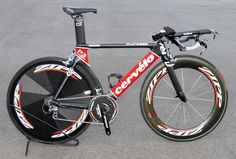 Cervello - Fastest Triathlon bike in the world