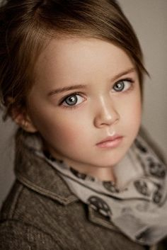 Easily the prettiest child I have ever seen...