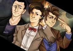 Doctor Who? by =aomaoe on deviantART
