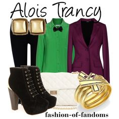 Alois Trancy modern day cosplay