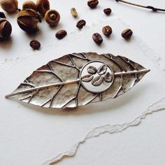Sterling silver hand fabricated coffee leaf and coffee beans belt buckle. Coffee Beans, Belt Buckles, Robin, Handmade Jewelry, Sterling Silver, Inspiration, Biblical Inspiration, Belt Buckle, Robins