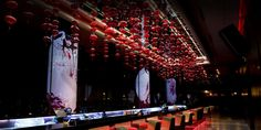 Klubb Rouge #chandelier #interiors #design