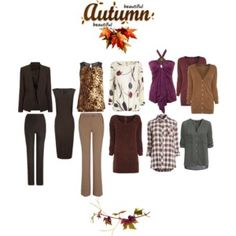 Deep Autumn Collection