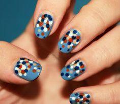Confetti Nail Art: Fireworks for Your Fingertips