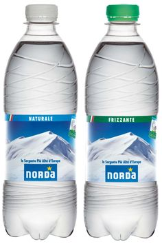 Norda 0.5l - sparkling and still version