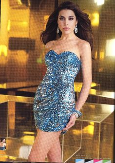 Homecoming DressesClass Reunion Dress by Alyce Paris4353A Shot of Silver!sses by Alyce