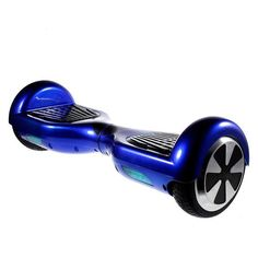 Brand New 2 Wheel Self Balancing Electric Hoverboard / US Stock - Blue #Unbranded