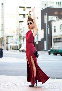 Mách bạn 3 cách mặc váy maxi đẹp mê ly để đón hè-12