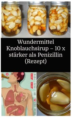 Wundermittel Knoblauchsirup – 10 x stärker als Penizillin (Rezept) - Another! Healthy Eating Tips, Healthy Dinner Recipes, Cooking Recipes, Free Facebook Likes, Home Beauty Tips, Healthy Lifestyle Quotes, Wie Macht Man, Natural Healing, Healthy Weight Loss
