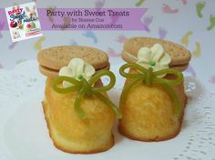 Twinkie Toes, Easy Baby Shower Food Dessert Ideas, Baby Shower Cakes, Party  With
