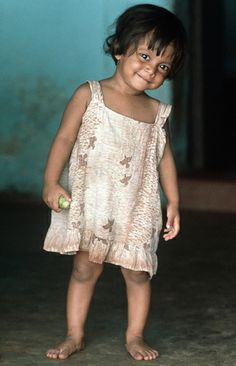 Gorgeous Little Goa Girl