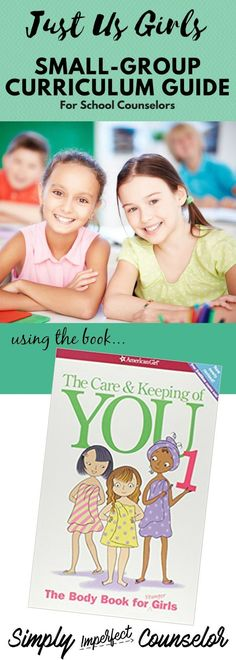 Small Group Elementary School Counseling Simply Imperfect Counselor