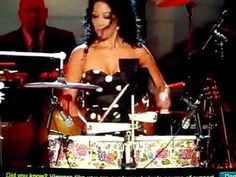"""OYE COMO VA"" by Y RAN KAN KAN performed by SHEILA E and her dad PETE ESCOVEDO -- #music #latin #jazz"