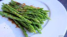 Blanched Asparagus Asparagus, Green Beans, Vegetables, Recipes, Food, Veggies, Rezepte, Essen, Vegetable Recipes