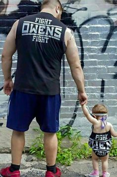 Kevin Owens & His Baby Girl