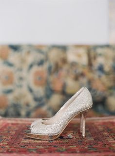 Photo: Taylor and Porter Planning & Styling: Lily Events Shoes: Jimmy Choo Event Styling, Wedding Shoes, Jimmy Choo, Wedding Planner, Stiletto Heels, Kitten Heels, Wedding Decorations, Lily, Events