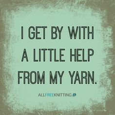 Image result for a hook full of yarn makes the anger go down