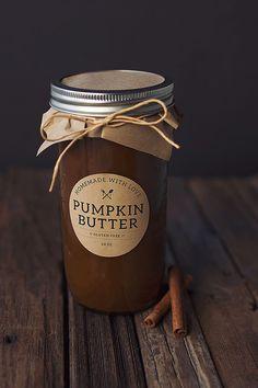 How-to Make Crock Pot Pumpkin Butter