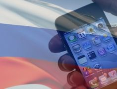 Russia Warms to The Smartphone Revolution