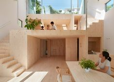 http://www.dezeen.com/2016/02/08/tomohiro-hata-hillside-residence-kobe-wide-sloping-roof-plywood/